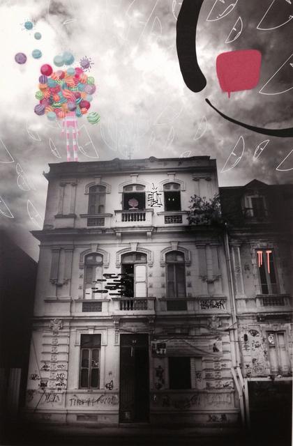 , 'Sem título,' 2015, Marsiaj Tempo