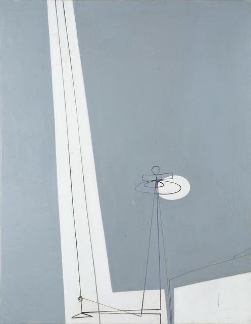 , 'Sin título (de la serie Afrocubanos),' 1957, Galerie Lelong & Co.