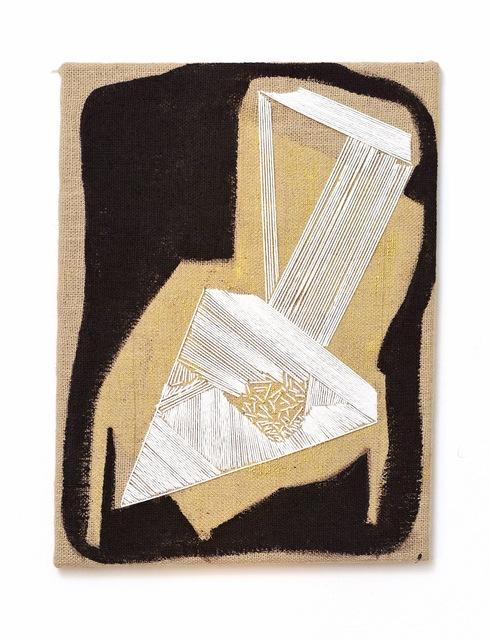 Gülbin Ünlü, 'Wait Until Tomorrow (Angry Chair)', 2019, Galerie Britta von Rettberg
