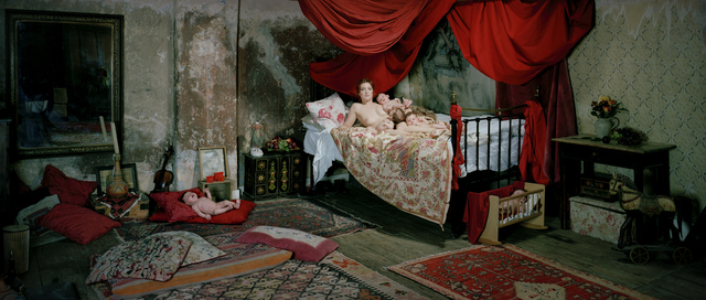 , 'Quints,' 2008, Cynthia Corbett Gallery