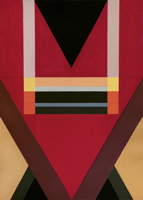 , 'Composition No. 5 ,' 2012, Leon Tovar Gallery