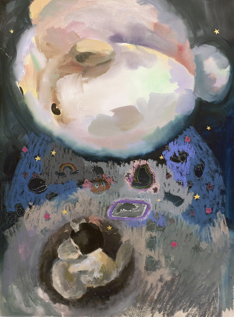 , 'Cat God,' 2017, The Ernest G. Welch School of Art & Design at Georgia State University