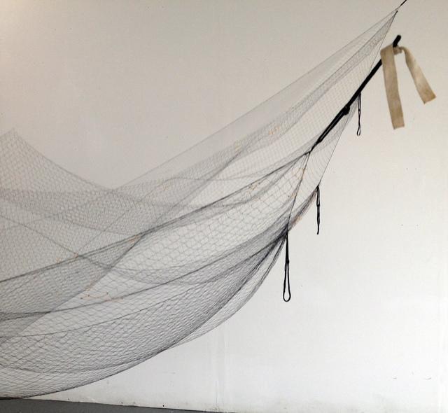 , 'red de niebla,' 2015, Galeria Eduardo Fernandes