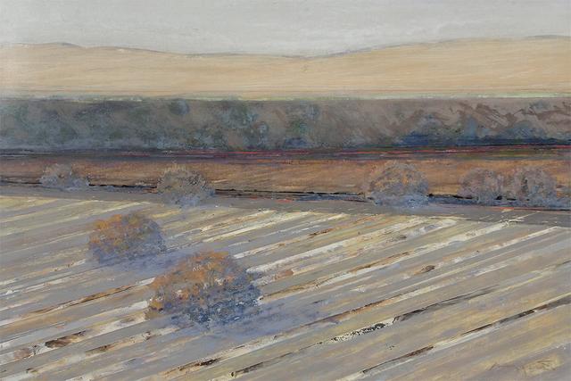 , 'Field Lines,' 2015, Desta Gallery