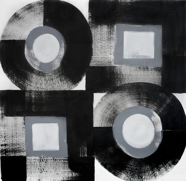 , 'Geometrix A,' 2016, Gastman