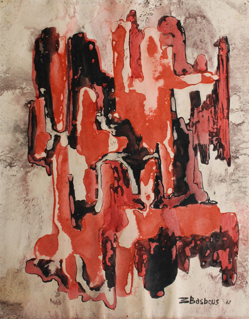 , 'Untitled,' 1961, Agial Art Gallery