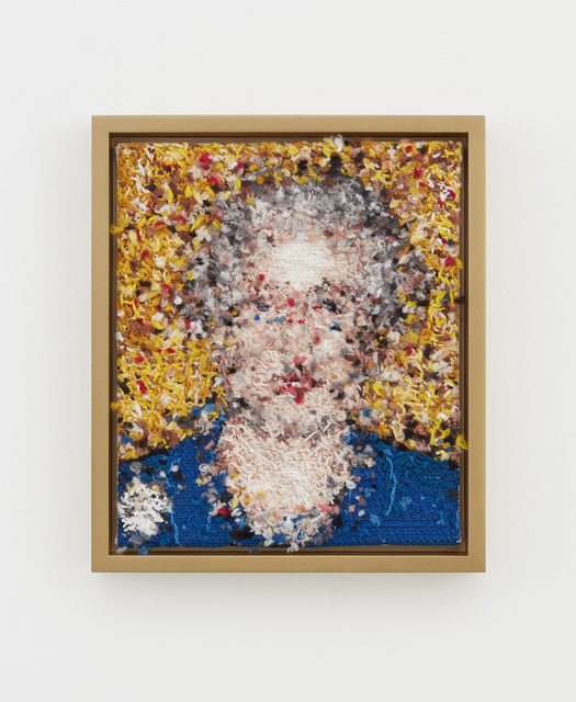 Polly Borland, 'The Queen (Mr. Hawkins)', 2017, NINO MIER GALLERY