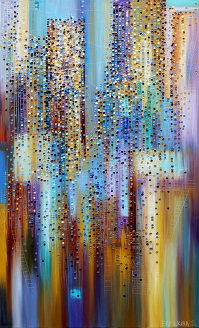 , 'City Lights,' 2015, Artspace Warehouse
