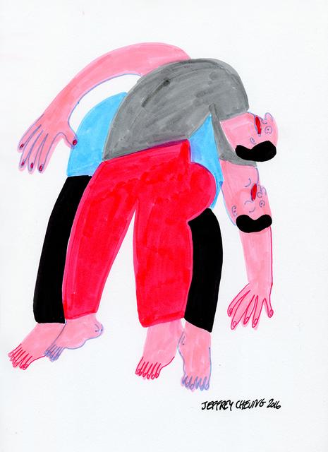 , 'Dancing,' 2016, Hashimoto Contemporary