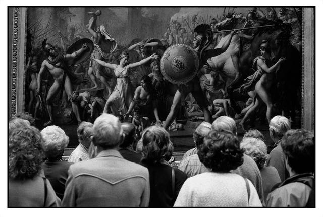 Gérard Rondeau, 'Musée du Louvre, Paris, 1991', 1991, ON/gallery
