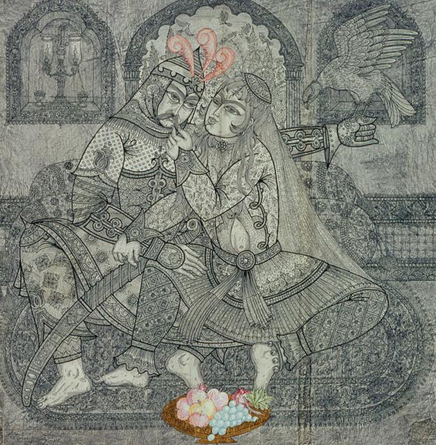 , 'Bridal Chamber,' 1977, Shirin Gallery