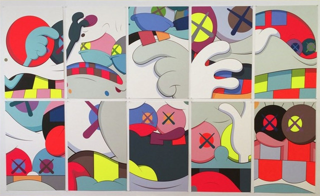 KAWS, 'BLAME GAME (full portfolio)', 2014, Vernissage Art Advisory