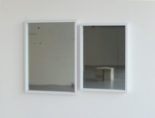 , 'Mirror,' 2016, Sies + Höke