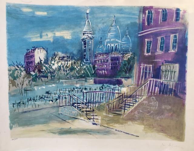 Jean Dufy, 'Montmartre', 1940, Van der Vorst- Art