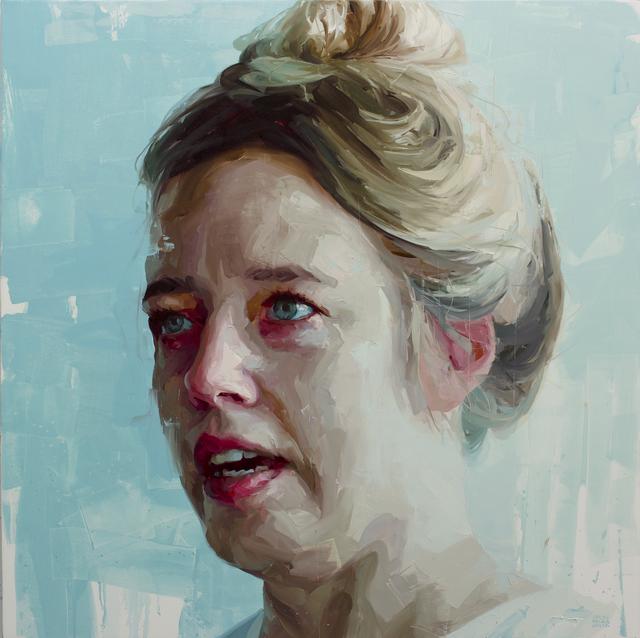 , 'Brooke Pickett,' 2018, LeMieux Galleries