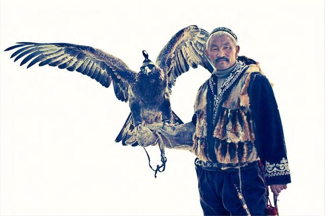 , 'Eagle Hunter 09,' 2015, Joseph Gross Gallery