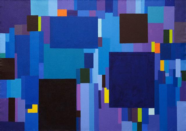 , 'Mondrian Boogie Woogie ,' 2016, Ayyam Gallery