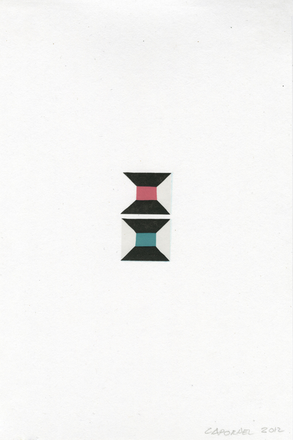 , 'Beat,' 2012, Tandem Press