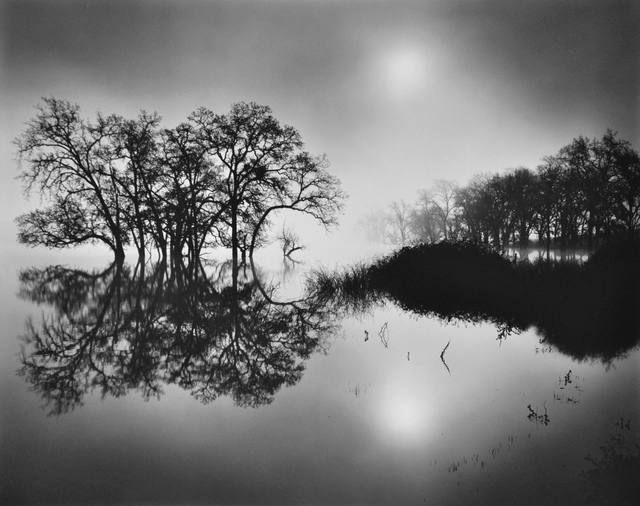 , 'Estuary, Sun and Reflections,' 1987, Photography West Gallery