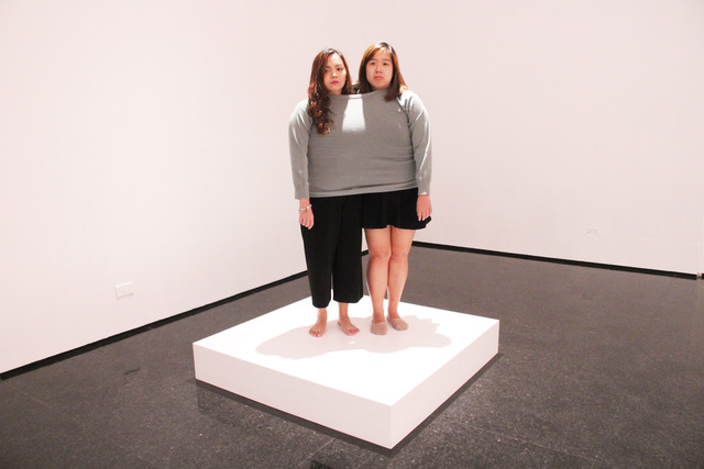 , 'Untitled (Double),' 2002, Ayala Museum