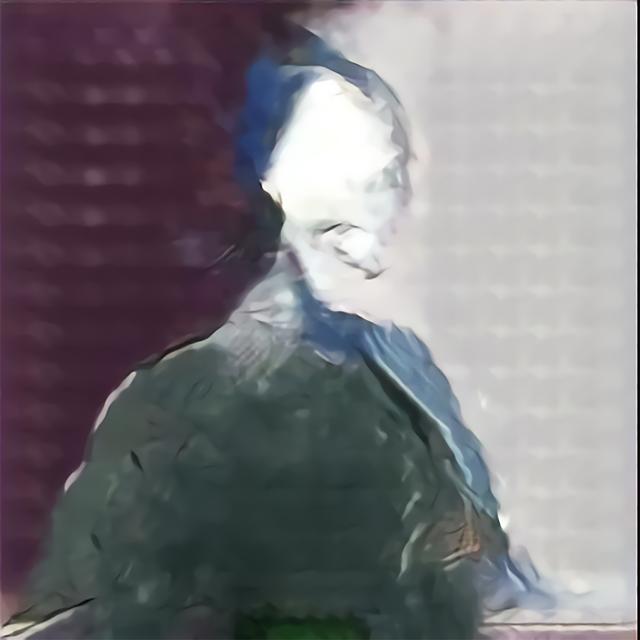AICAN, 'Faceless Portrait of a Man', 2019, HG Contemporary
