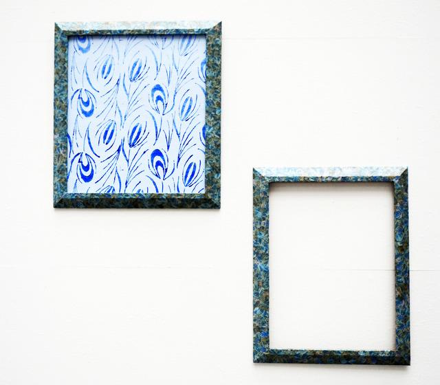 , 'Du mur à la toile-Couleurs de Cotonou (14),' 2008, In Situ - Fabienne Leclerc