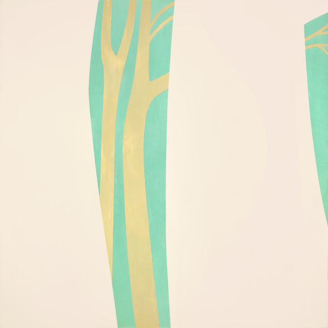 Helen Lundeberg, 'Among the Trees', 1962, Painting, Acrylic on canvas, Louis Stern Fine Arts