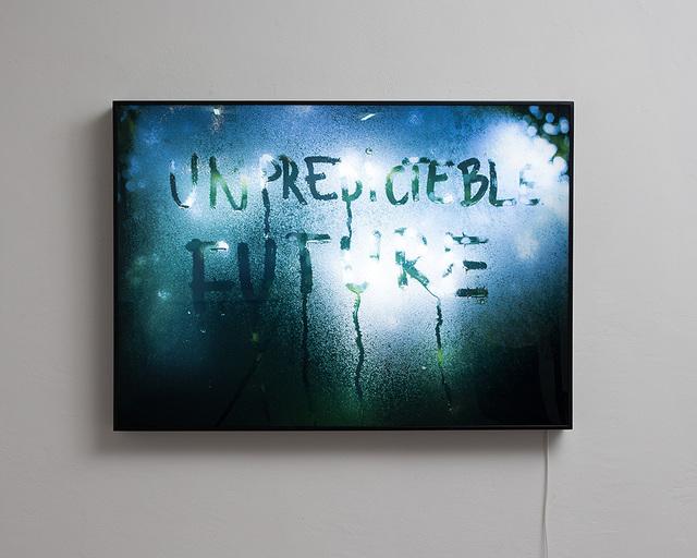 , 'Unpredicteble Future,' 2015, Dvir Gallery