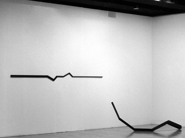 , 'horizontal II,' 1979, Edition & Galerie Hoffmann
