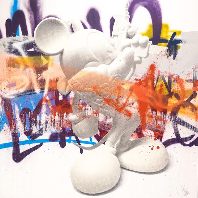 OG Slick, 'Graffiti Does it', 2018, ArtLife Gallery