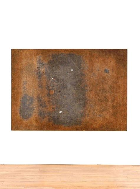 , 'Paillasson,' 2015, Edouard Malingue Gallery