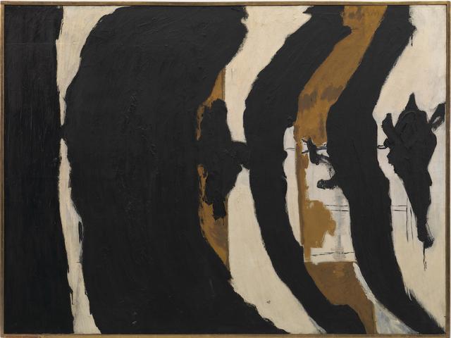 , 'Wall Painting No. III,' 1953, Guggenheim Museum Bilbao