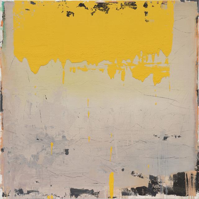 , 'Yellow 16-18,' 2016, PARKVIEW ART Hong Kong
