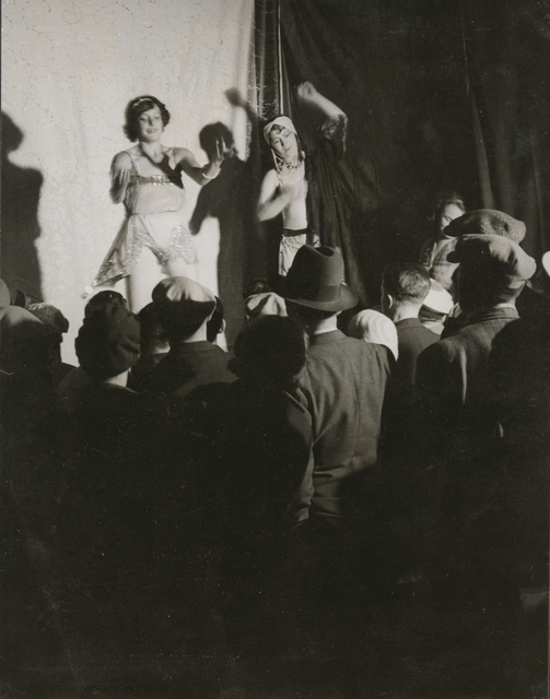 , 'Conchita's Dance, Boulevard Auguste-Blanqui,' ca. 1931, Contemporary Works/Vintage Works