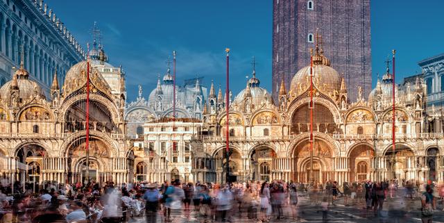 , 'San Marco (Venice, Italy) ,' 2017, Galerie de Bellefeuille