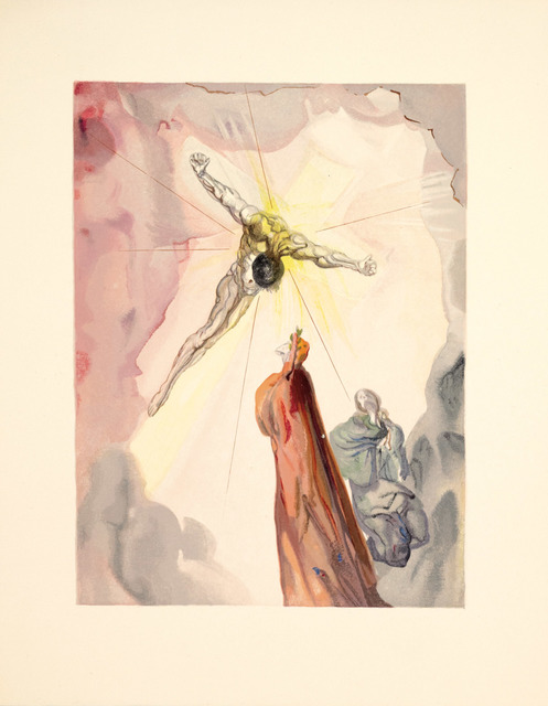 Salvador Dalí, 'Heaven Canto 13 (The Divine Comedy)', 1959-1964, Martin Lawrence Galleries