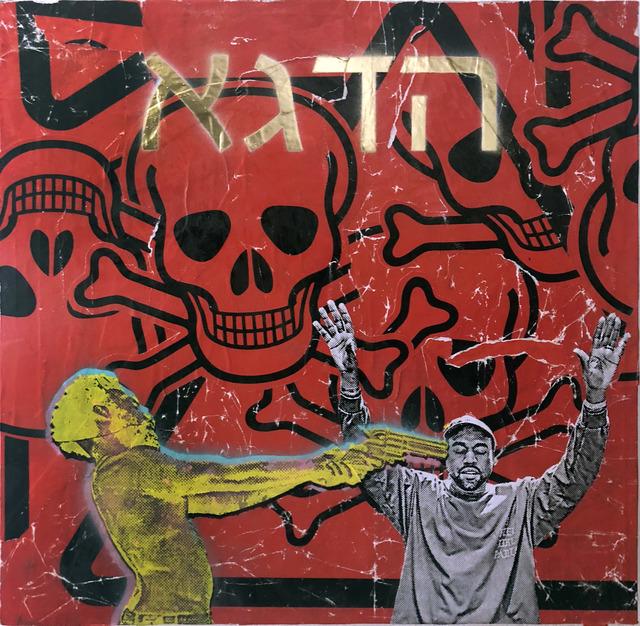 , 'Poison 'Murica,' 2018, Con Artist Collective