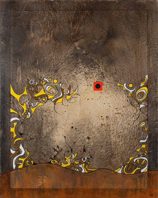, 'Evocation,' 2009, Arco Gallery