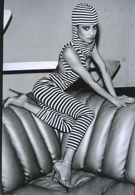 , 'Striped woman at Studio 54, New York,' 1979, Les Douches La Galerie