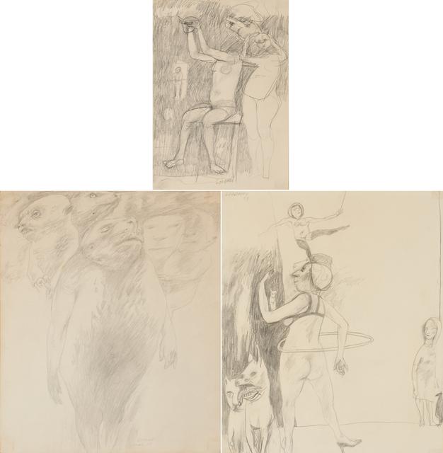 Sidney Goodman, 'Untitled', Rago