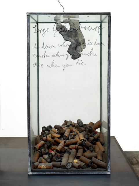 Anselm Kiefer, 'Serge Gainsbourg', 2014, Lia Rumma