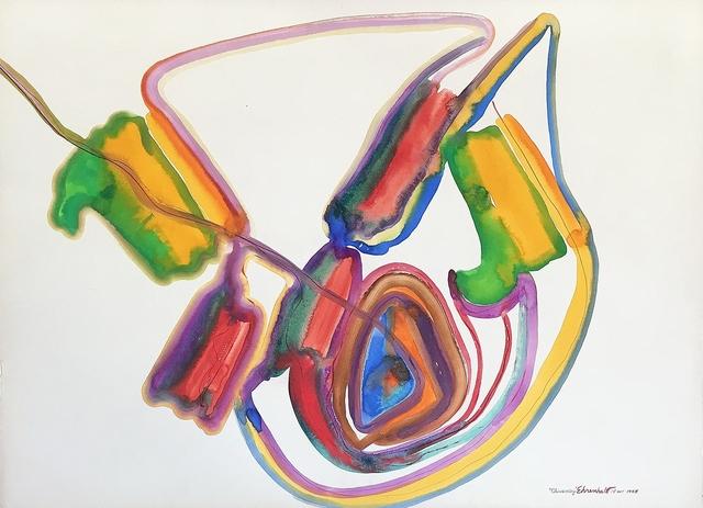 , 'Chauncey,' 1968, Lawrence Fine Art
