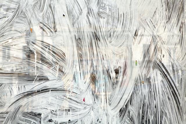 , 'Found Paintings #26 (The In Between) ,' 2017, Von Lintel Gallery