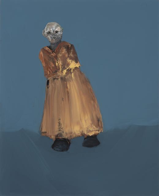 , 'Hiding,' 2016, Slete Gallery