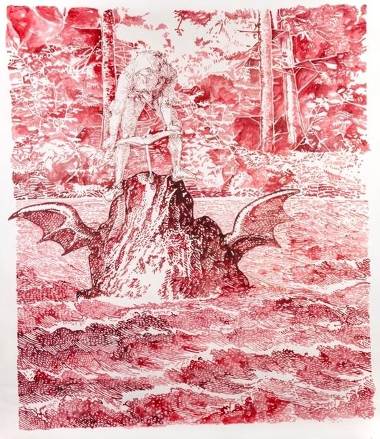 , 'Silence point 2,' , Artis Causa Gallery