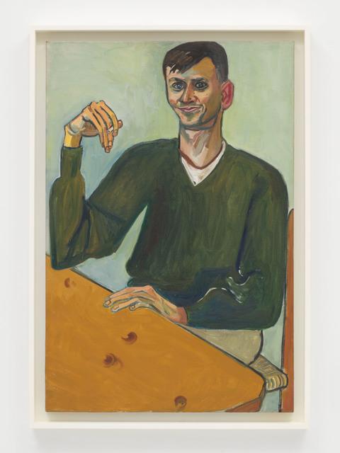 , 'Sol Alkaitis,' 1965, David Zwirner