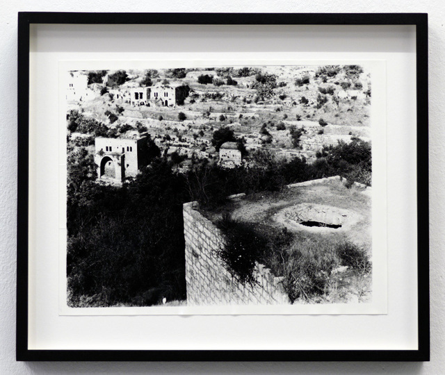 , 'Untitled (Reality Estates: Fake Properties, Lifta),' 2015, Freymond-Guth Fine Arts Ltd.
