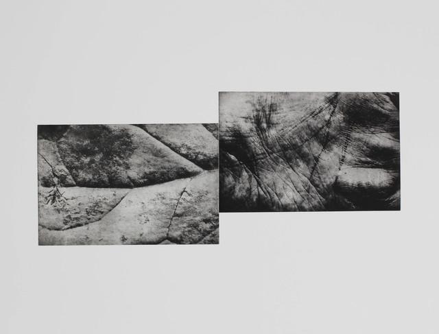 , 'Traces,' 2014, MATÈRIA