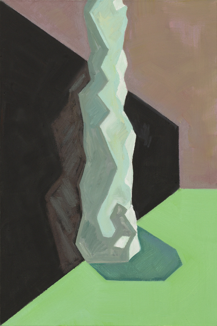 , ' Icy Pillar,' 2016, Contemporary by Angela Li