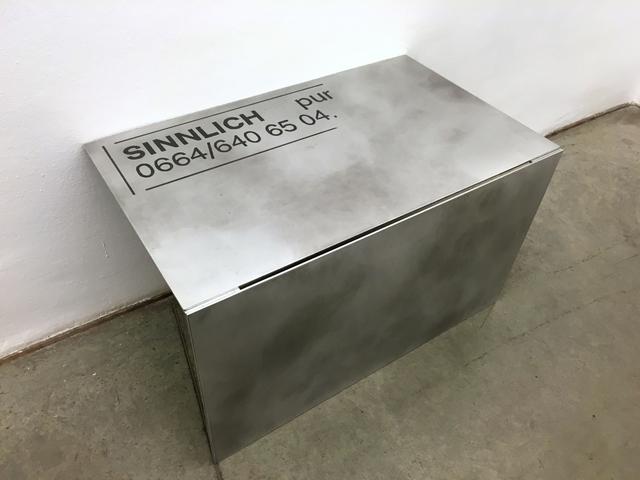 , 'Untitled,' 2009, Christine König Galerie